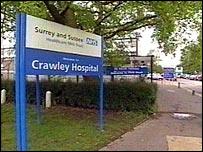 Crawley Hospital