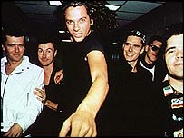 Rock band INXS