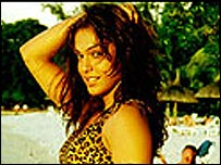Amrita Arora is one of the stars in Girlfriend