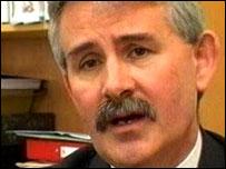 Former Labour councillor Jeff Jones