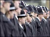 Police recruits
