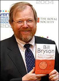 Bill Bryson   PA