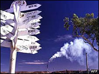 Mount Isa, Australia (archive)