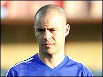 Bolton's Greek star Stelios Giannakopoulos