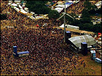 Glastonbury 1994
