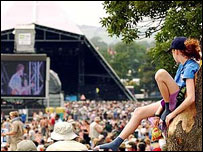 Glastonbury 2003