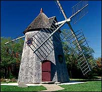 Windmill, Cape Cod, Massachusetts