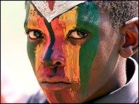 Zimbabwean boy