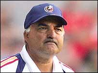 Spain coach Inaki Saez