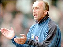 New Charlton Academy boss Steve Gritt