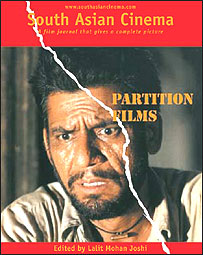 Cover of South Asian Cinema magazine