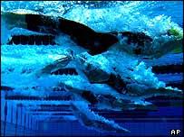 Athens aquatic centre