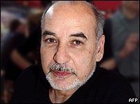 2004 winner Tahar Ben Jelloun