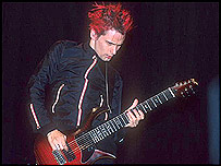 Muse's Matt Bellamy