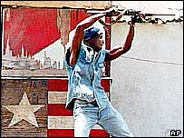 Liberian gunman
