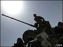Hungarian troops in Iraq