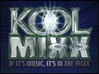 Kool MIXX logo