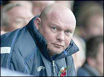 Linfield boss David Jeffrey