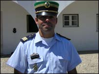 Captain Pereira