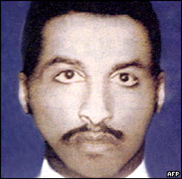 Abdul Aziz al-Muqrin, seen here in a file photograph released by the Saudi authorities
