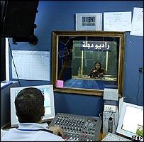 Radio Dijla studio
