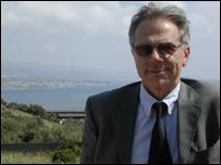 Massimo Marconi, director de ingenier�a del puente