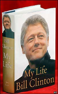 Bill Clinton's autobiography