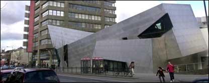 Metropolitan University's Graduate Centre