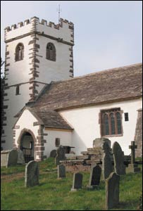 St Cadoc's (Pic courtesy of Cadw)