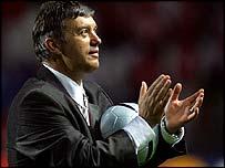 France coach Jacques Santini