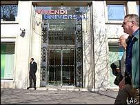 Vivendi Universal head office in Paris