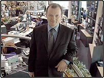 BBC Head of News Richard Sambrook
