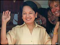 Gloria Arroyo (21/06/04)