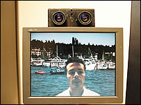 Microsoft Research Cambridge's i2i webcam system