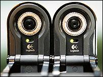 Microsoft Research Cambridge's i2i webcam system