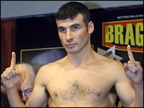 Joe Calzaghe must now look for a different opponent