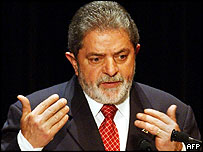 Brazil's President Lula