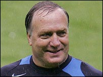 Holland coach Dick Advocaat