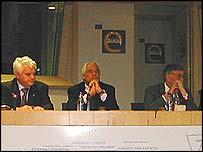 Mike Nattrass, Robert Kilroy-Silk, Roger Knapman