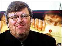 Michael Moore in Washington