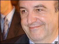 European economic and monetary affairs commissioner Joaquin Almunia