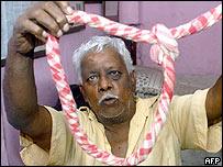 India hangman Nata Mullick