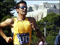 The marathon will be run on its original route