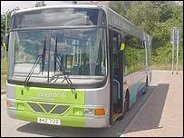 The Electrocity bus