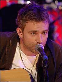 Singer Damon Albarn
