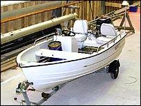 Solheim boat