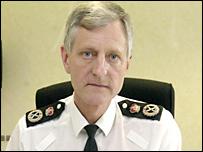 David Westwood at his desk