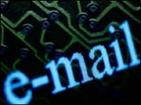 E-mail graphic, Eyewire