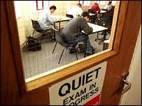 exam room