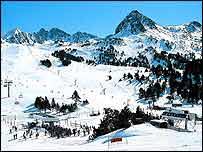 Snowy Alps   PA